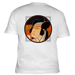 actor japanese t shirt